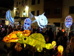 Bedminster Winter Lantern Parade (2019-2020)