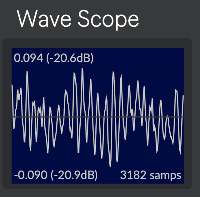 Wave Scope