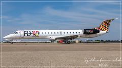 Fly AO Angola Embraer E145 D2-FDF