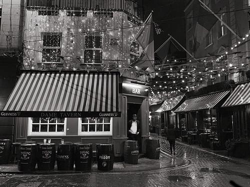 Dame Lane, Dublin.