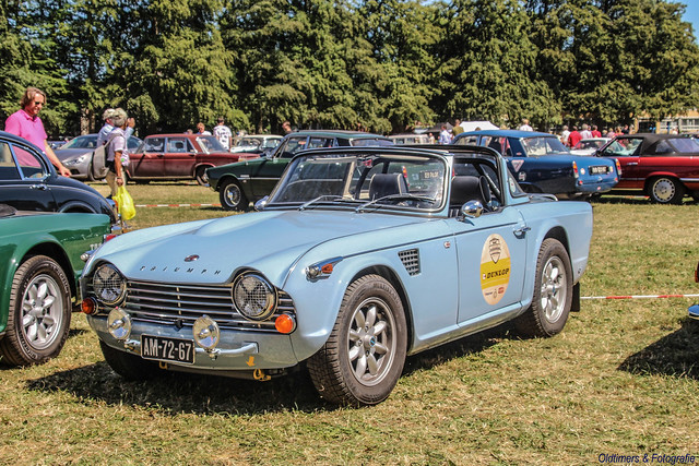 1965 Triumph TR4A - AM-72-67