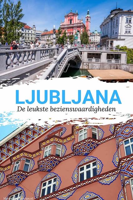 Bezienswaardigheden Ljubljana | 13x doen in Ljubljana