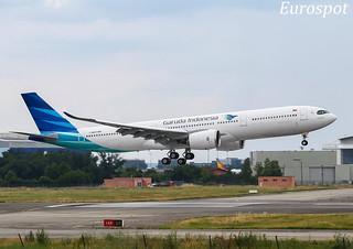 F-WWCD Airbus A330 Neo Garuda Indonesia