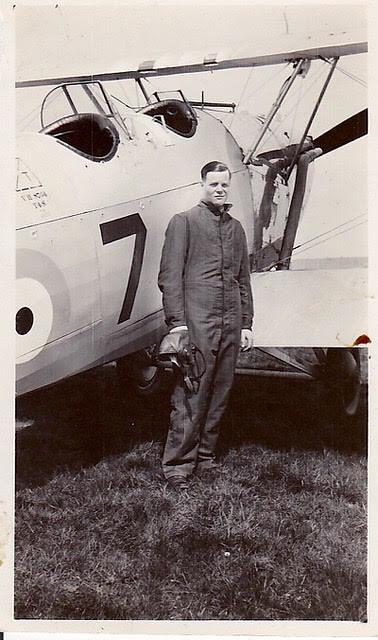 RAF Thornaby in 1934.