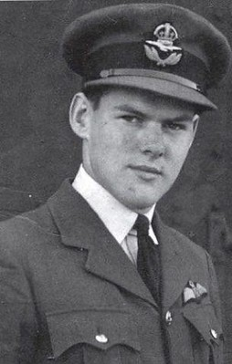 Flight Lieutenant John Joe Collier.
