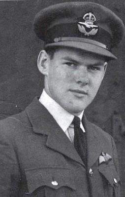 Flight Lieutenant John Joe Collier.