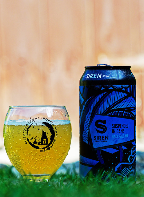 Can of Siren's - Suspended in Cans (4% Hazy Pale Ale) Olympus OM-D EM1.2 & M.Zuiko 40-150mm f2.8 Zoom with MC20 (x2 Teleconverter)