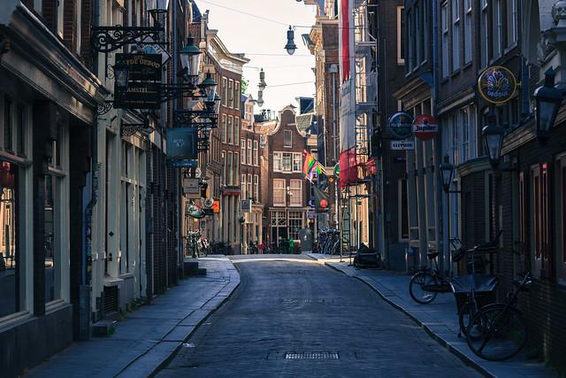 Amsterdam: Zeedijk