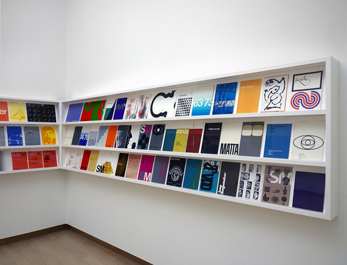 Gallery shot (5), Wim Crouwel–Mr.Gridnik, Stedelijk Museum Amsterdam. Photo–Gert Jan van Rooij