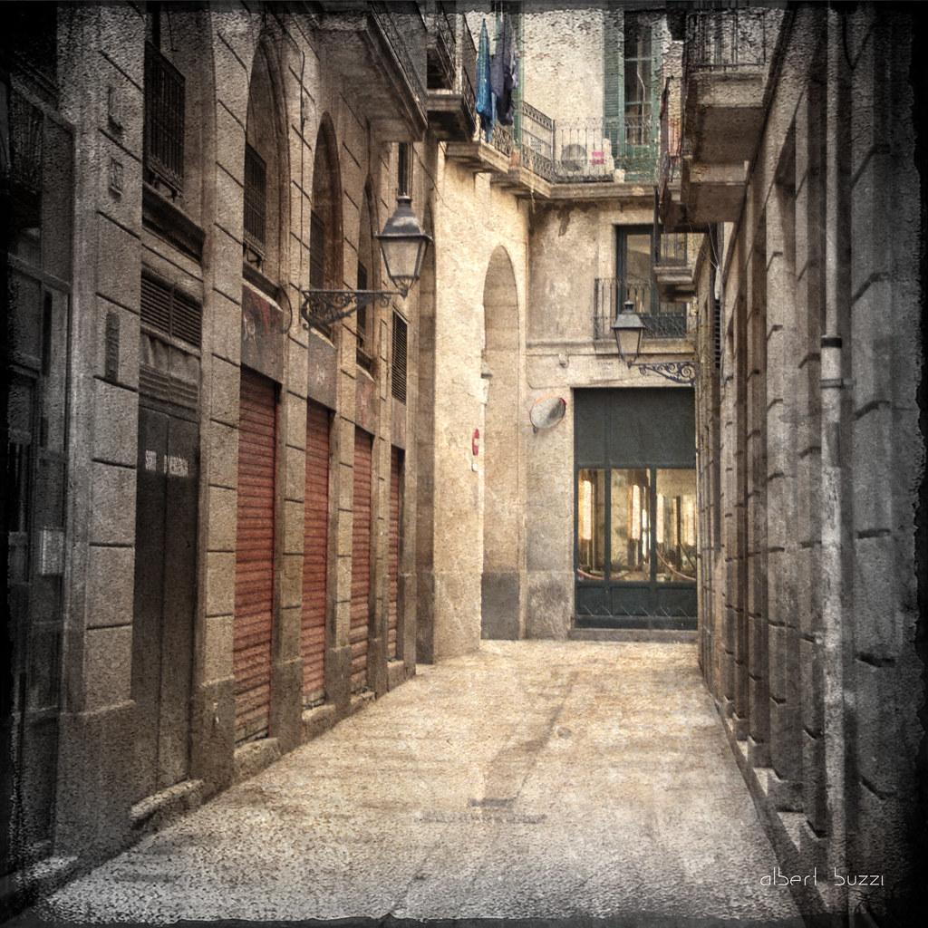 bBcn068: Barcelona - Ciutat Vella - El Gòtic