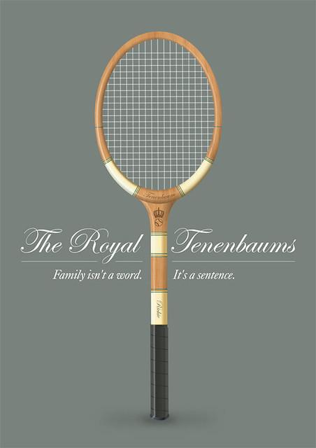 The Royal Tenenbaums - Alternative Movie Poster