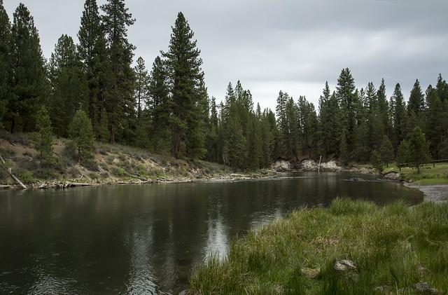 La Pine State Park, Oregon