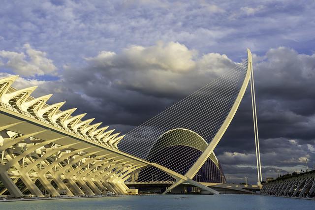 City of Arts and Sciences Valencia Spain 10