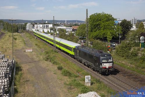 193 611 . MRCE . 93953 . Aachen Rothe-Erde . 02.06.20.