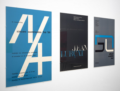 Gallery shot (2), Wim Crouwel–Mr.Gridnik, Stedelijk Museum Amsterdam. Photo–Gert Jan van Rooij