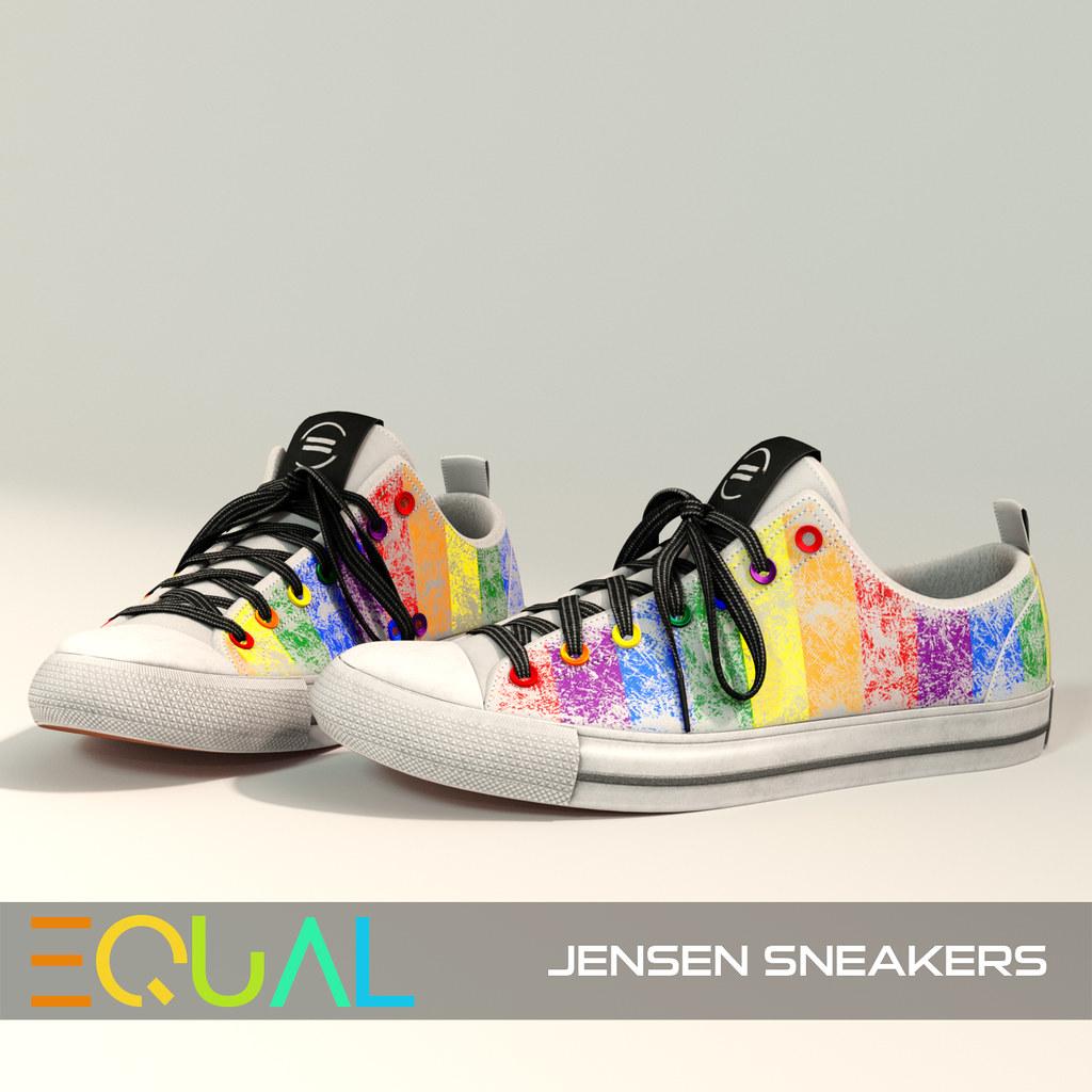 EQUAL – Jensen Sneakers