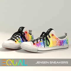 EQUAL - Jensen Sneakers