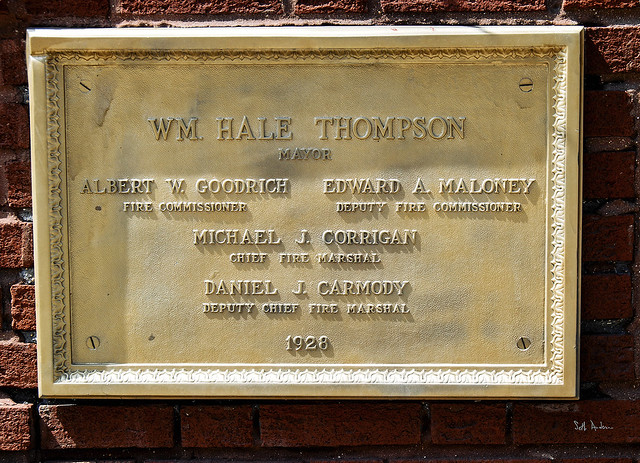 William Hale Thompson Mayor