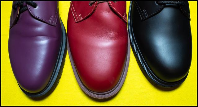 Dr Martens. . . Shoes. . . 1461. . .