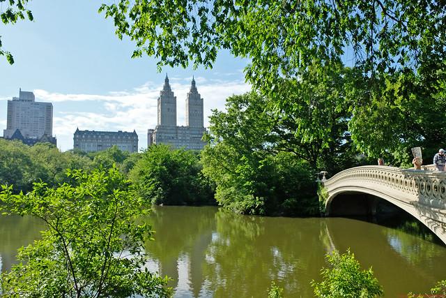 Bow Bridge - Spring 2020
