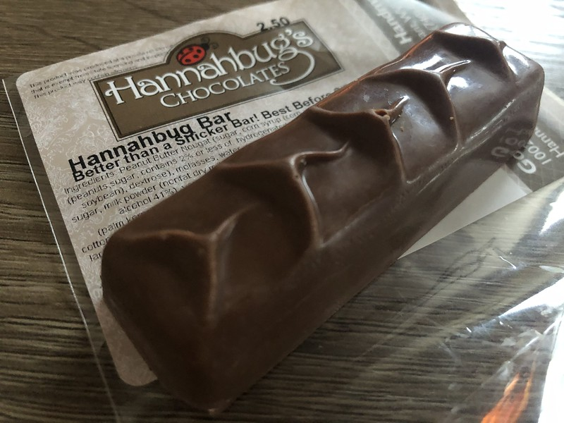 Hannahbug chocolates