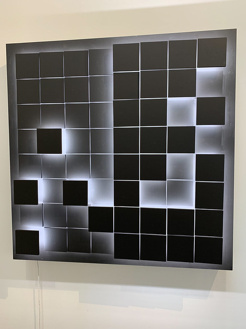 Works displayed in Art Brussels