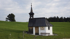 Little Chapel, Wertach, Bavarian Alps