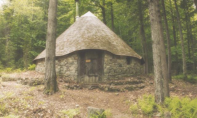 Mystical stonehouse