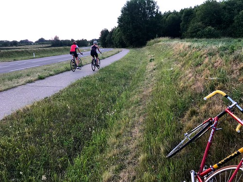 First cycle tour | by Roermond op de fiets!