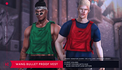 HEVO - Wang Bullet Proof Vest