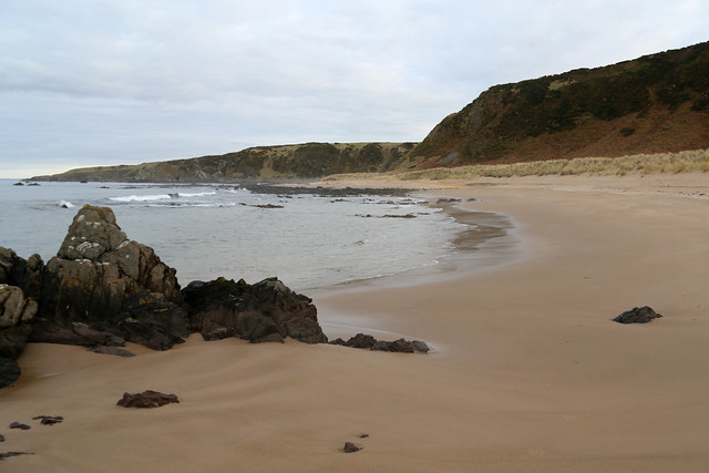Sunnyside beach, near Cullen