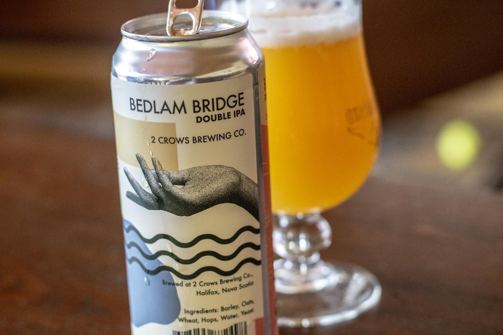Bedlam Bridge by 2 Crows Brewing