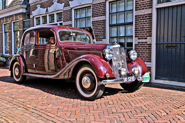 Mercedes-Benz 170 V Limousine 1950 (3940)