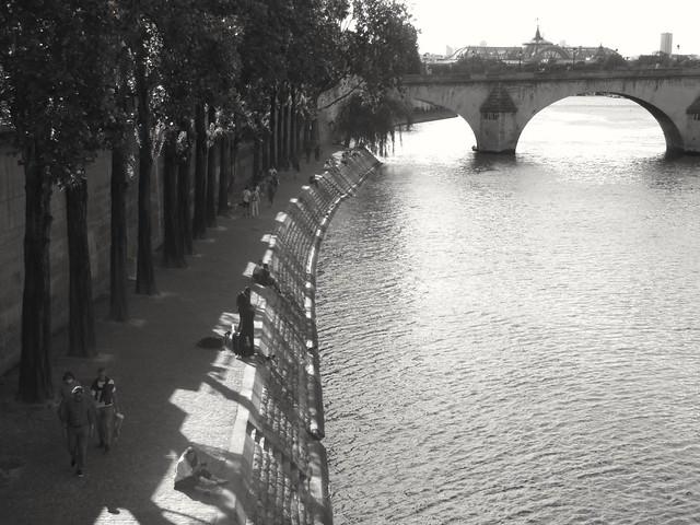 Le fleuve .the river