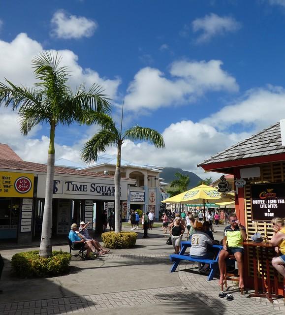 St. Kitts - Port Zante