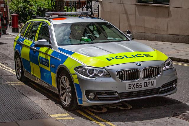 BX65DPN / JDS BMW 53Od of the Met Police