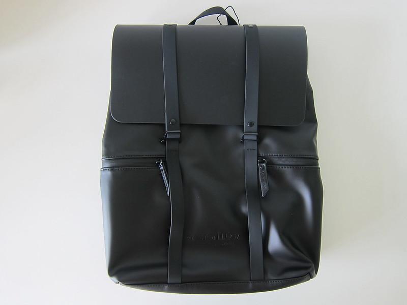 Gaston Luga - Splash Backpack - Front