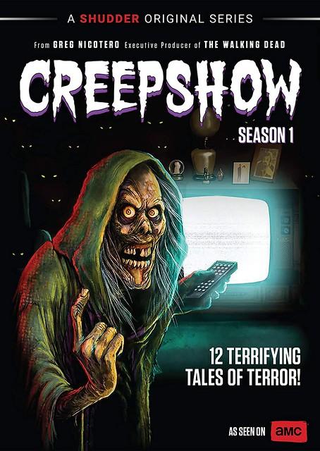 CreepshowSeason1DVD