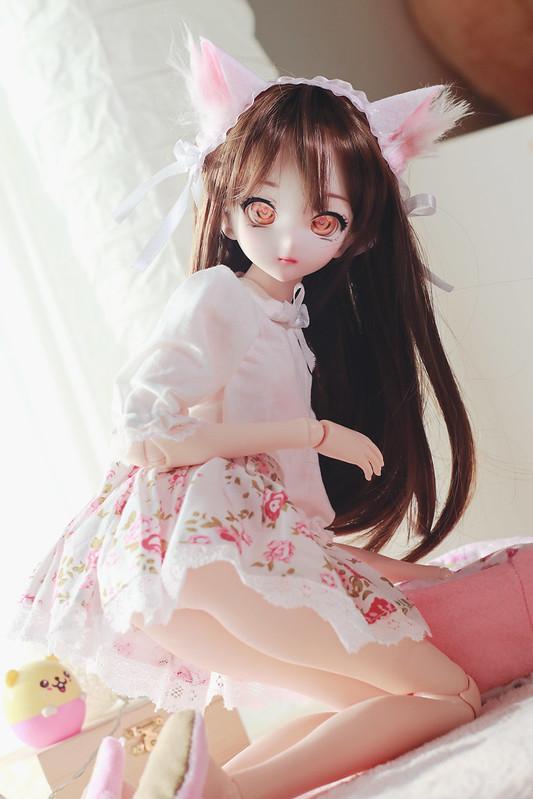Atelier Moe ~ [DDH-06/DDP Ribbon] ♫ New girls ! Miku & Rin 49968595672_280c8b4763_c