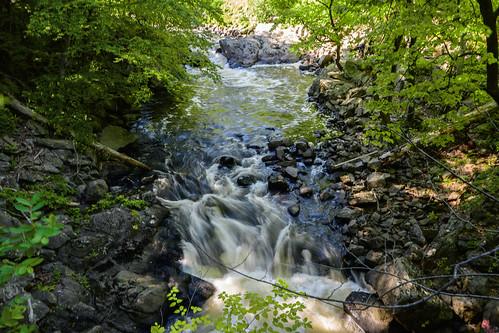 smack53 boonton newjersey water rockawayriver river stream brook rocks springtime spring nikon z50 nikonz50 waterfall 1650mm