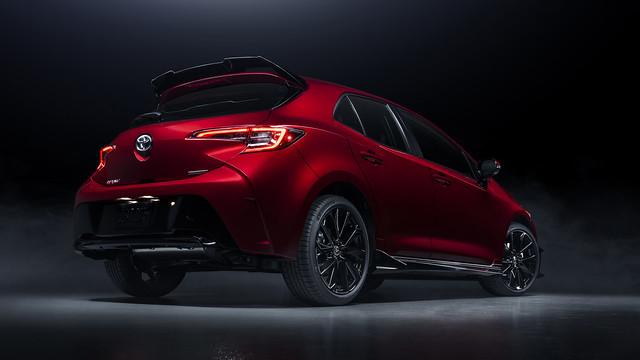 2021 Toyota Corolla Special Edition Press Photo - USA