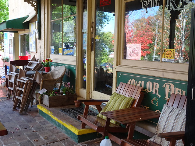 Store Porch
