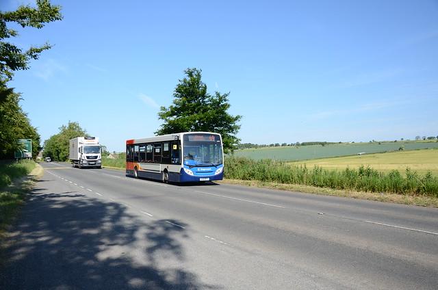 Stagecoach West VU11 BTY, Dunkirk