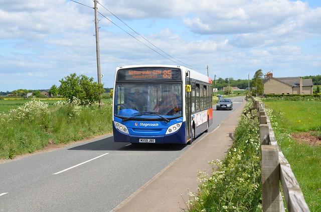 Stagecoach West MX59 JBO, Hawkesbury Upton