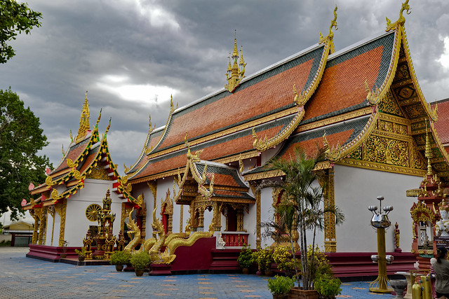 Wat San Klang Nuea (6 sur 72)