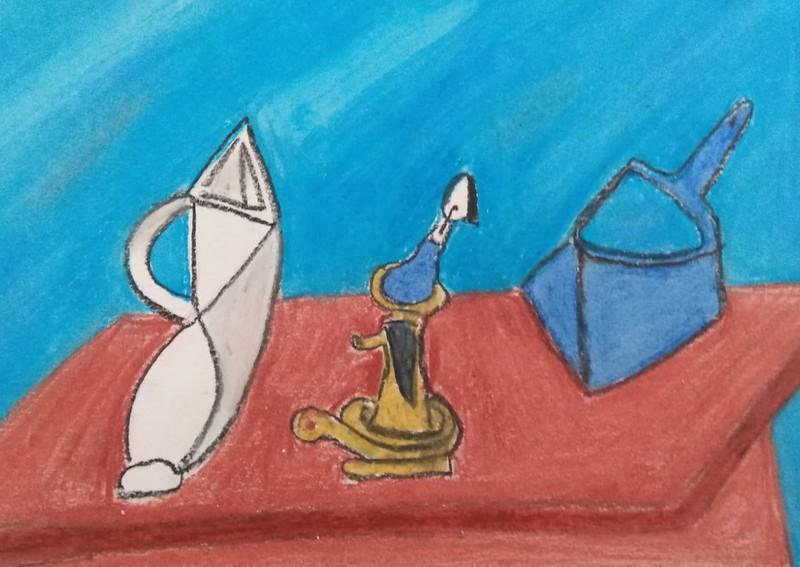 Ainhoa Misas ( Jarra, vela y cacerola )