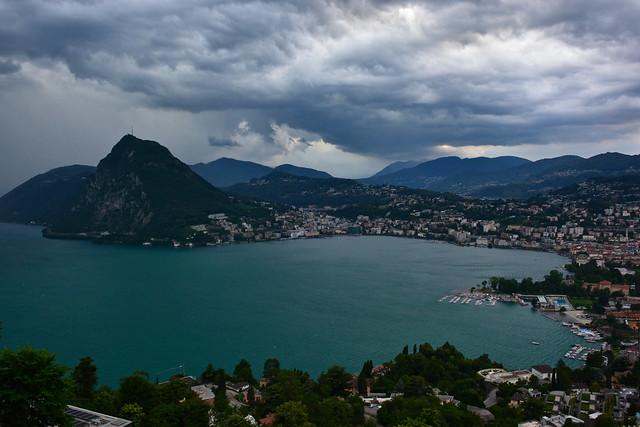 Lugano temporale