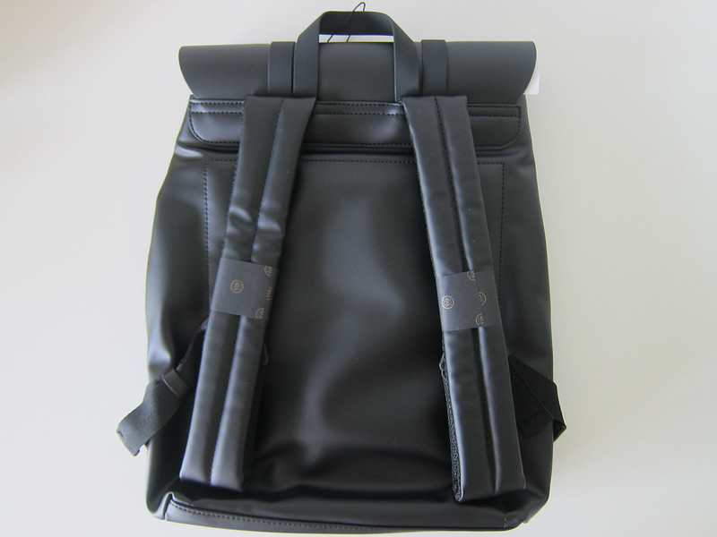 Gaston Luga - Splash Backpack - Back