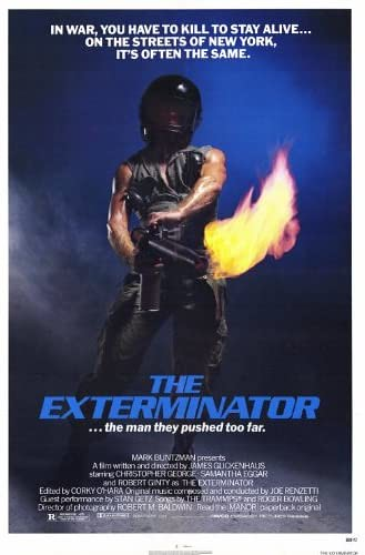 TheExterminatorPoster