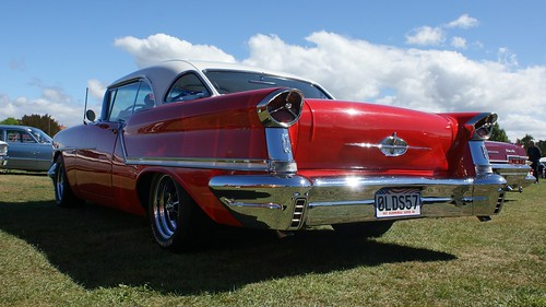 1957 Oldsmobile 88 Holiday (5) | by PhilBee NZ (social historian: 6m+ views)
